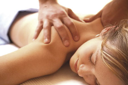 Massage To release Stress
